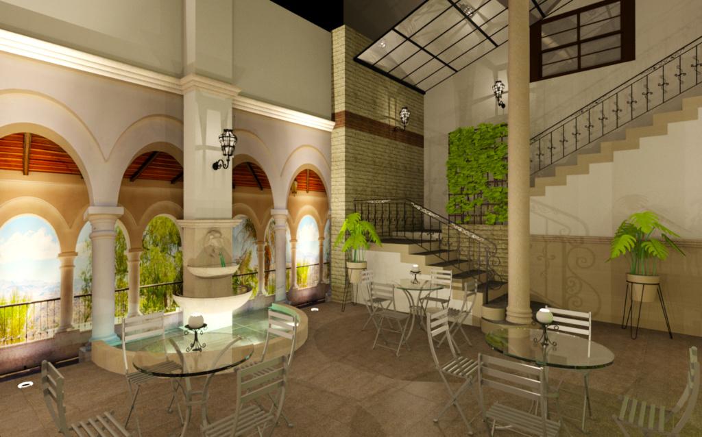 Luz dentro de Agua Hotel_12