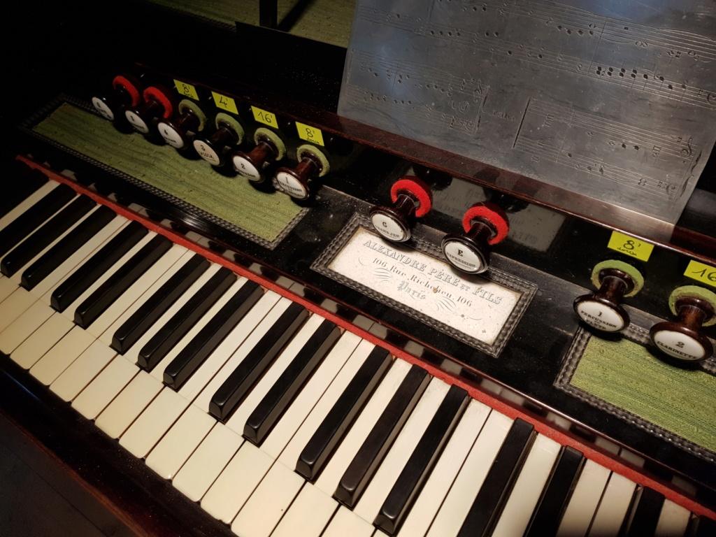 Musée suisse de l'orgue 20180811