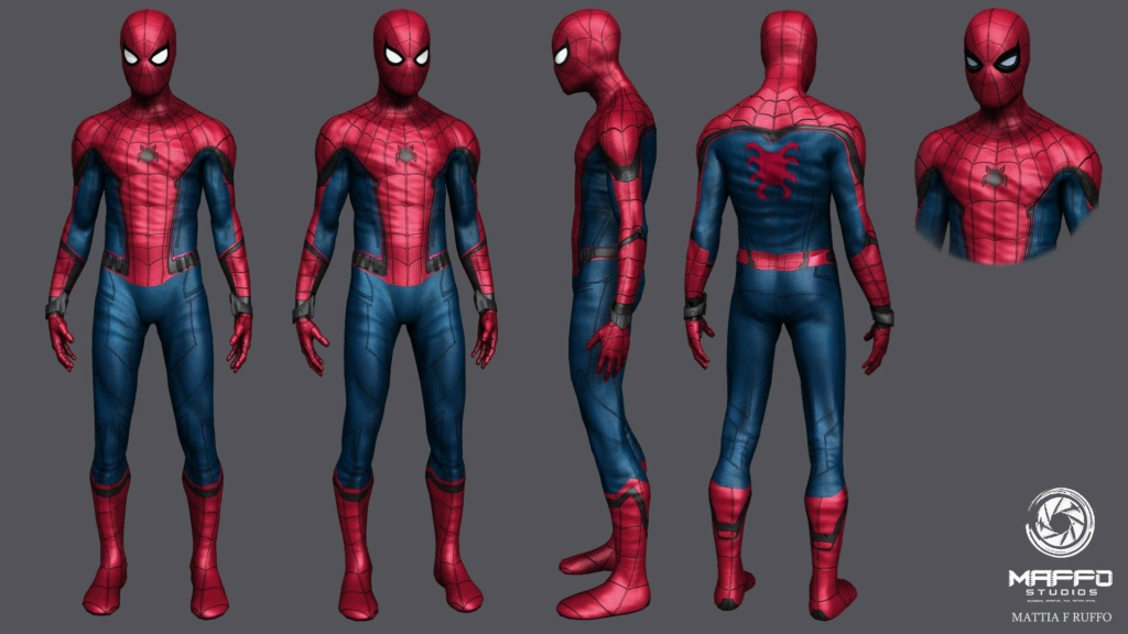 (Pedido) Spiderman para Re 4, que reemplaze a Hunk  Bb111310