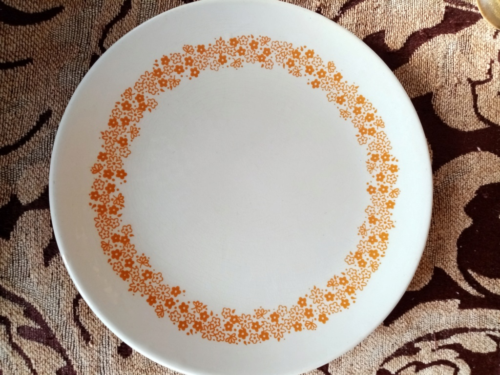 Crown Lynn Philippines Side Plate for Gallery Philip11