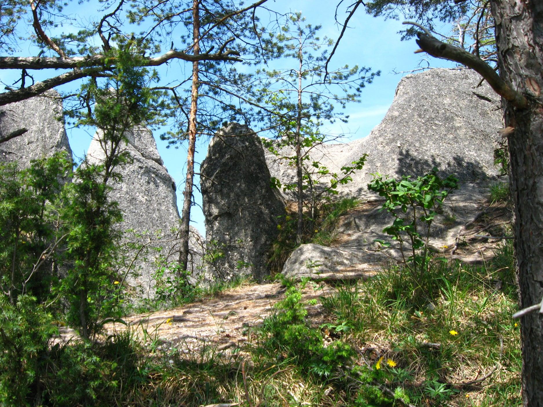 Súľovské skaly 0810