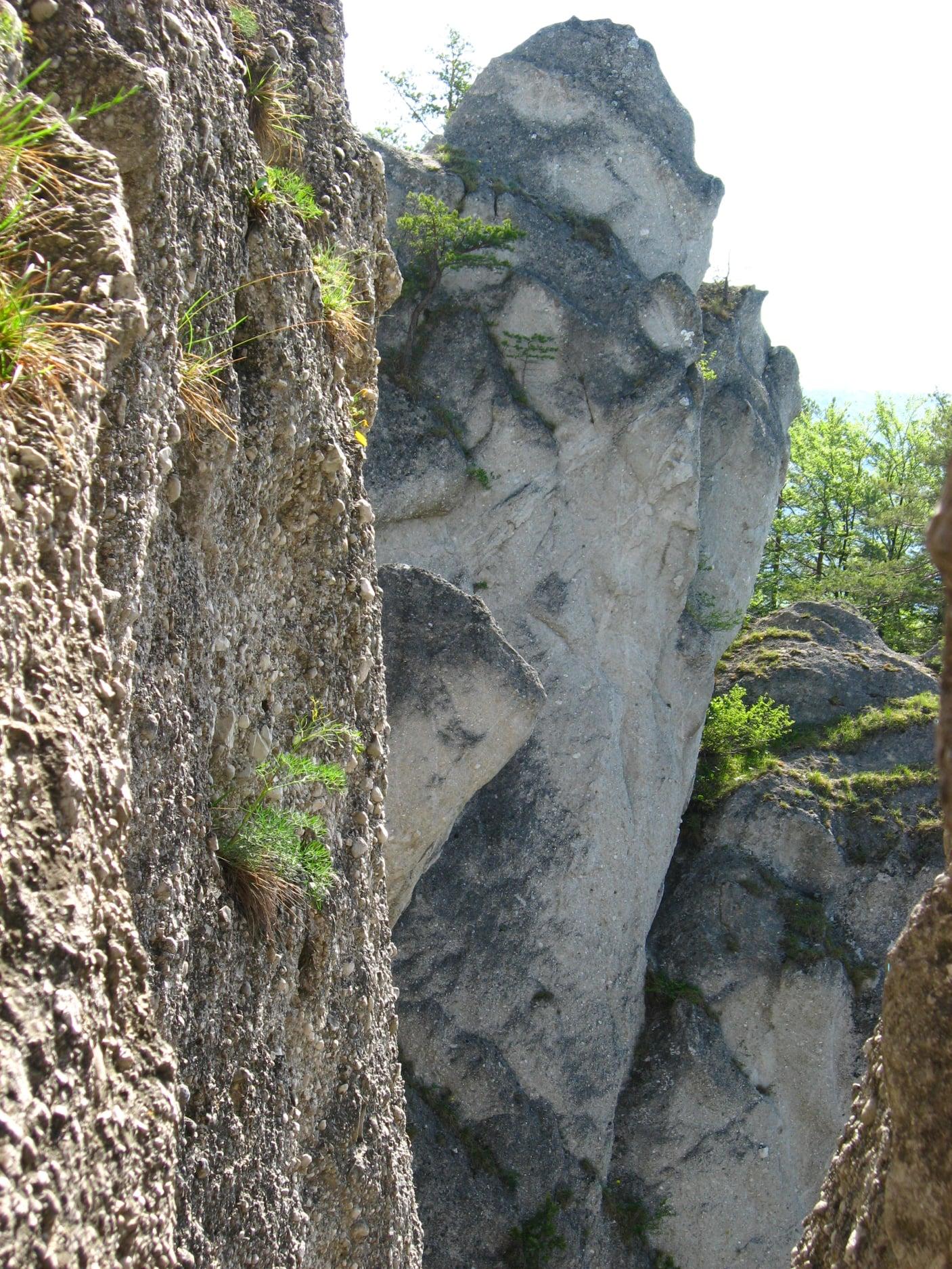 Súľovské skaly 1710