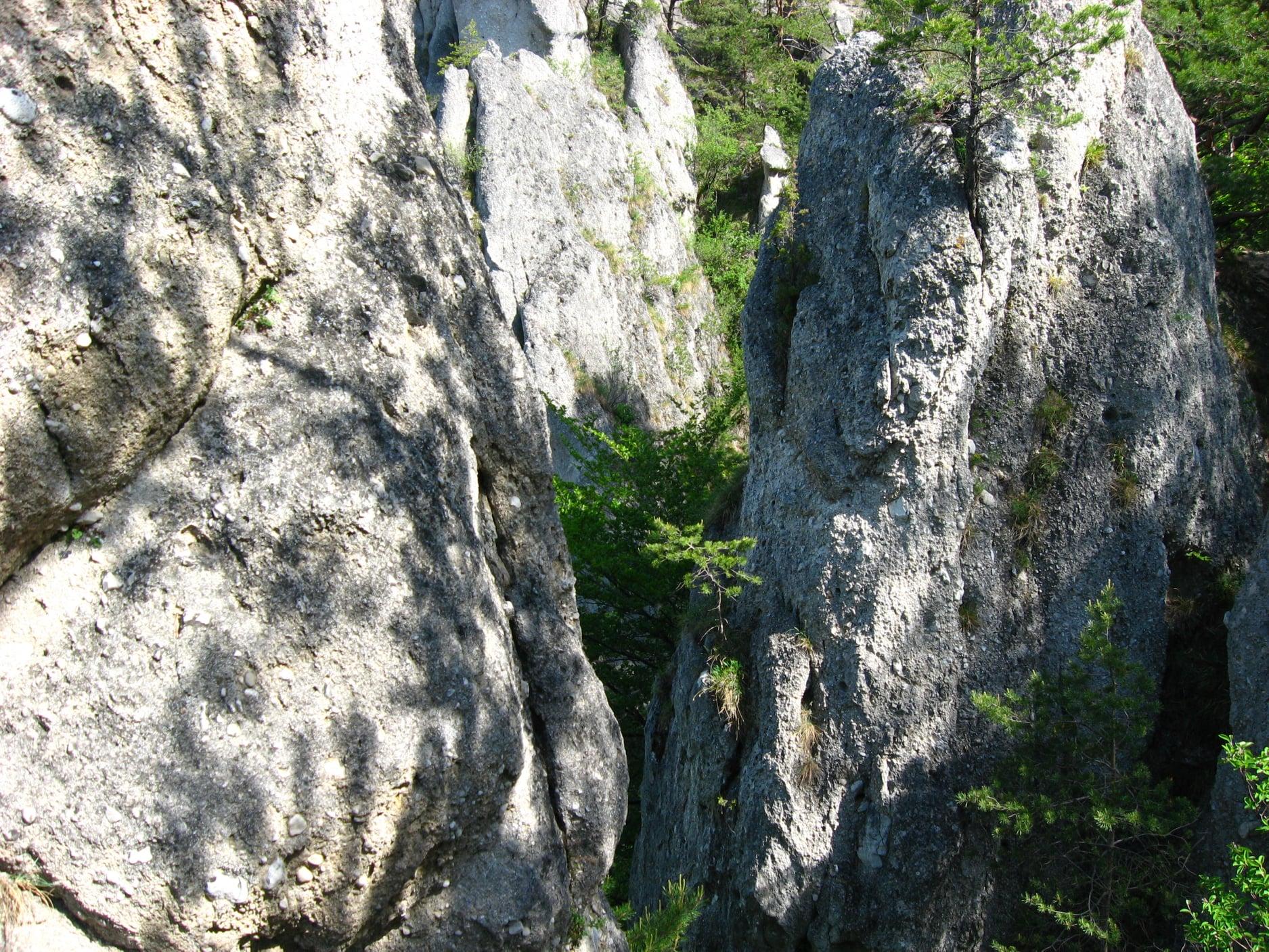 Súľovské skaly 2410