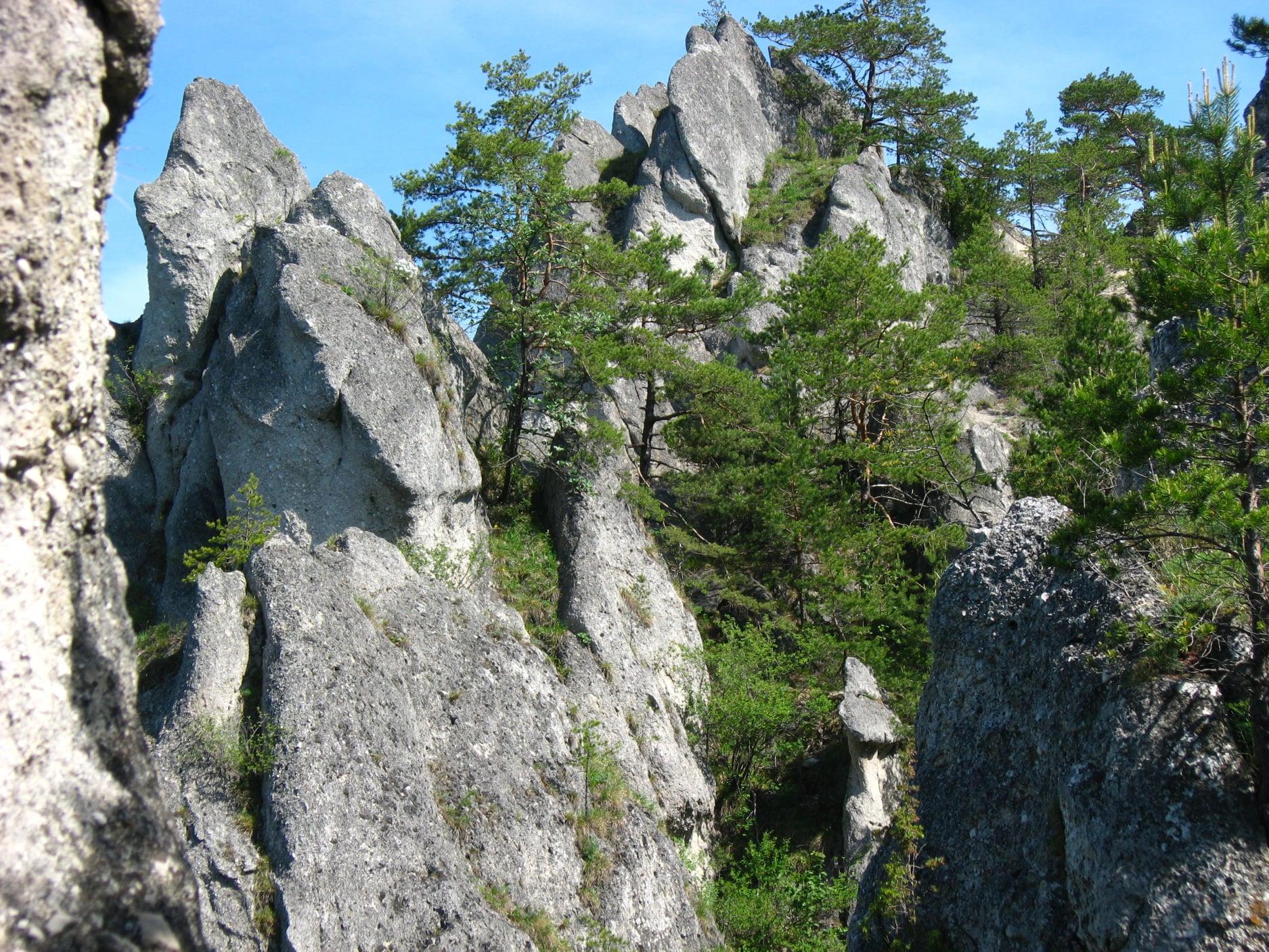 Súľovské skaly 2510