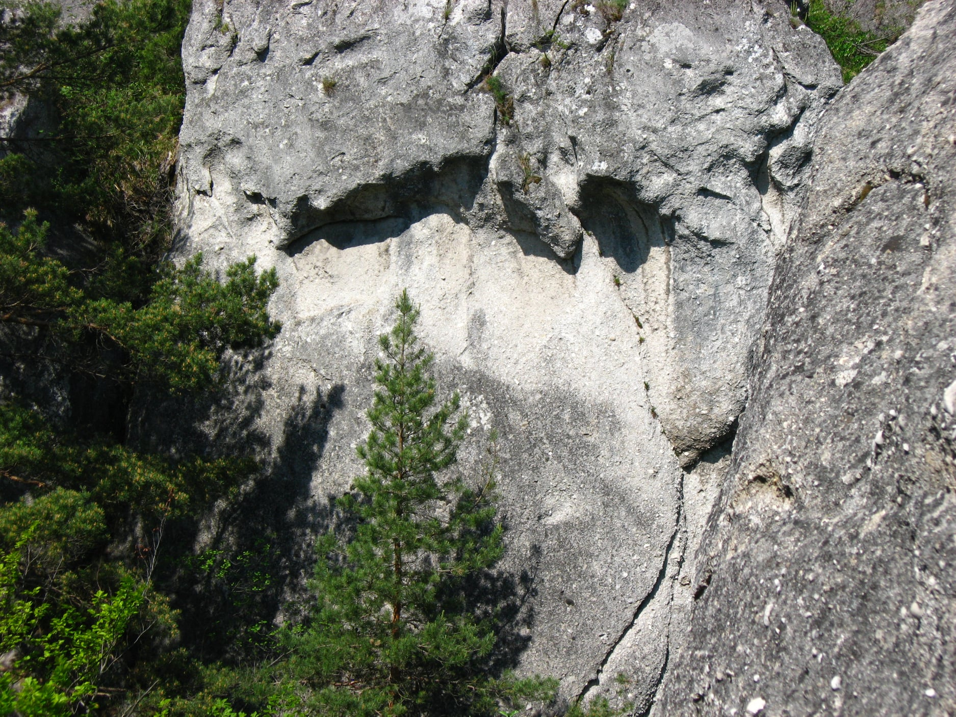 Súľovské skaly 2610