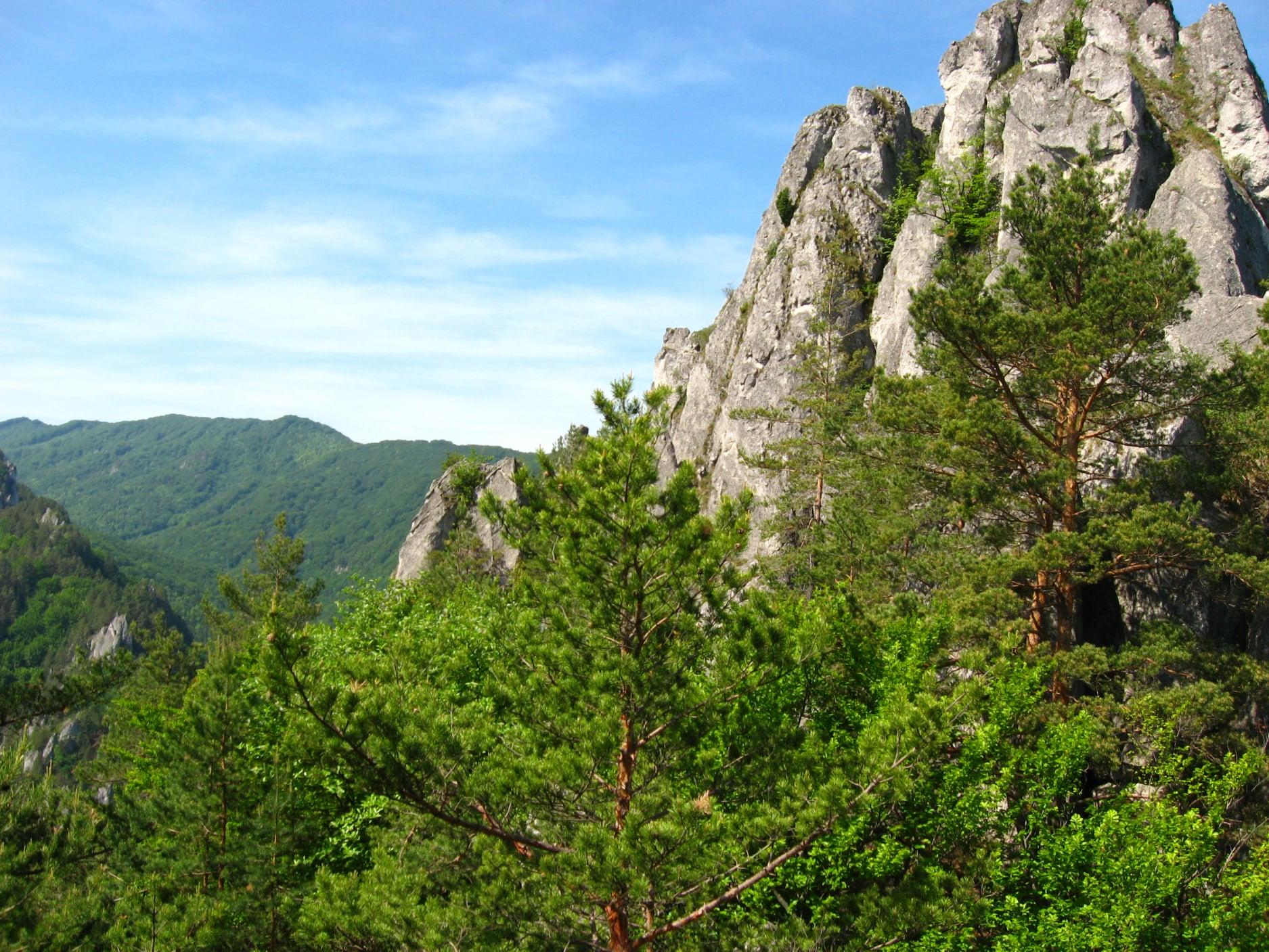 Súľovské skaly 2710