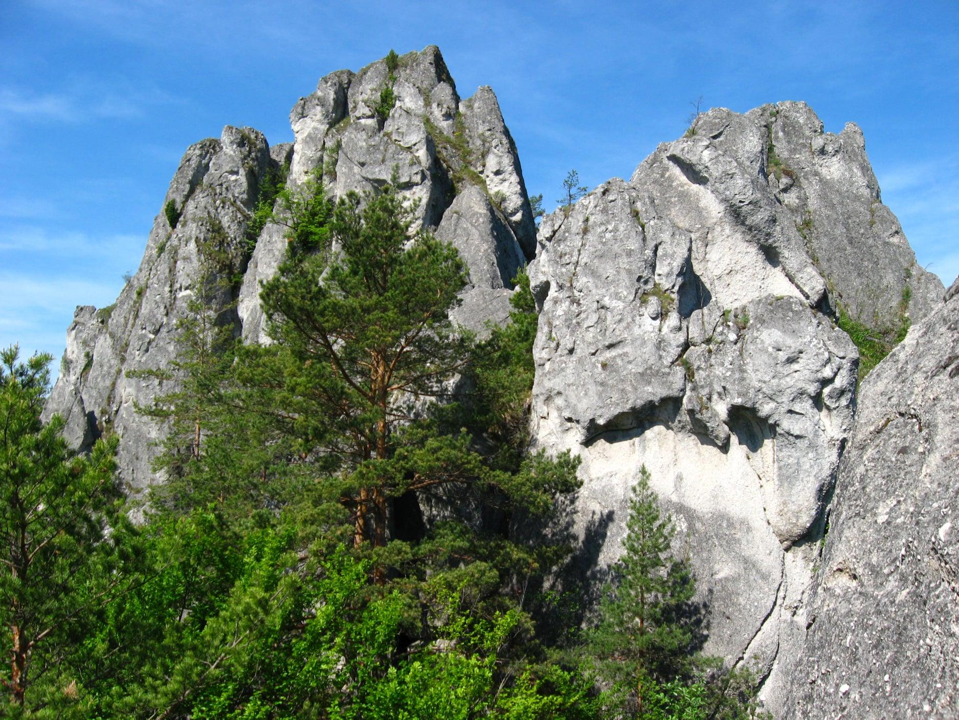 Súľovské skaly 2810