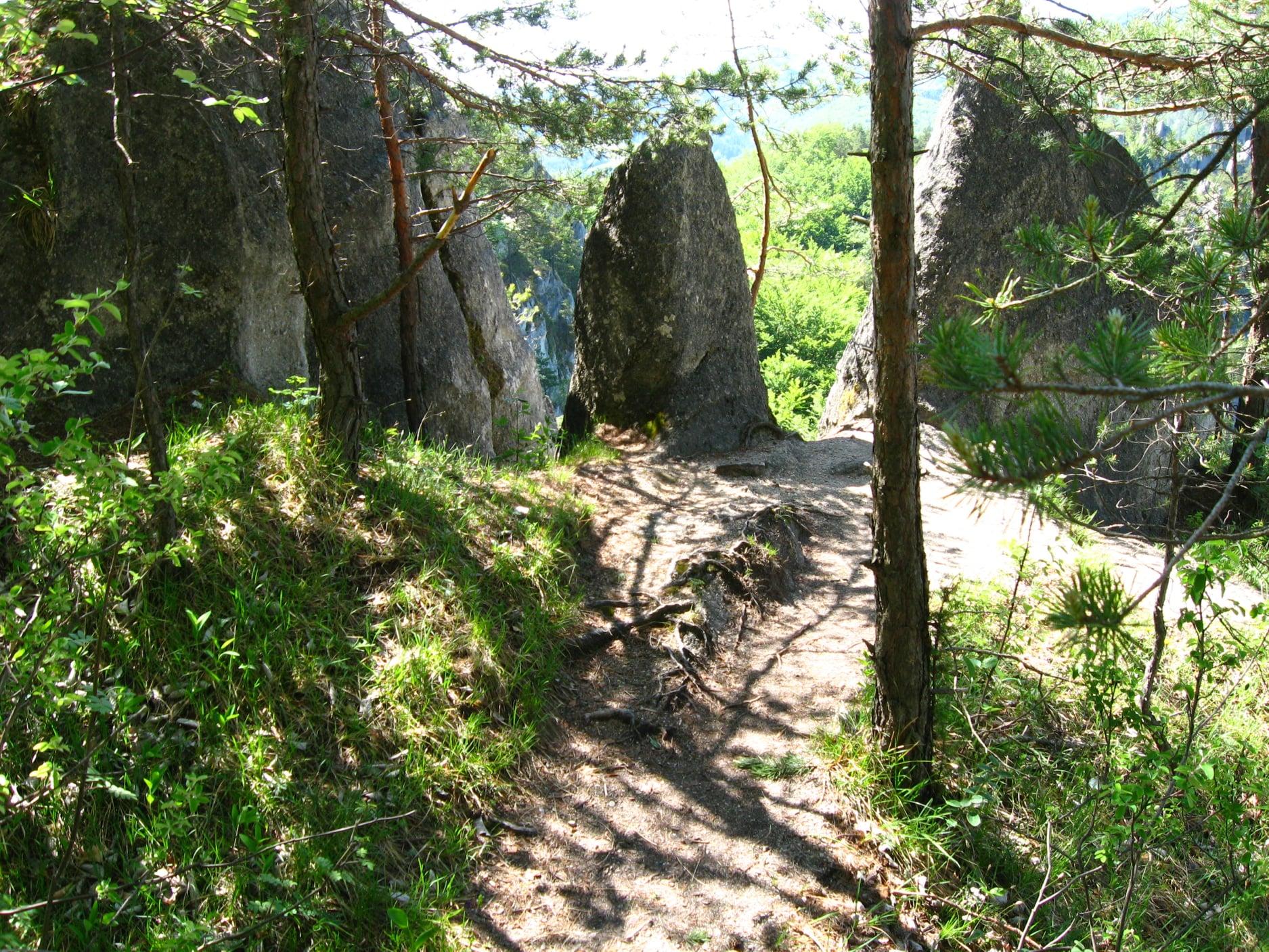 Súľovské skaly 3210