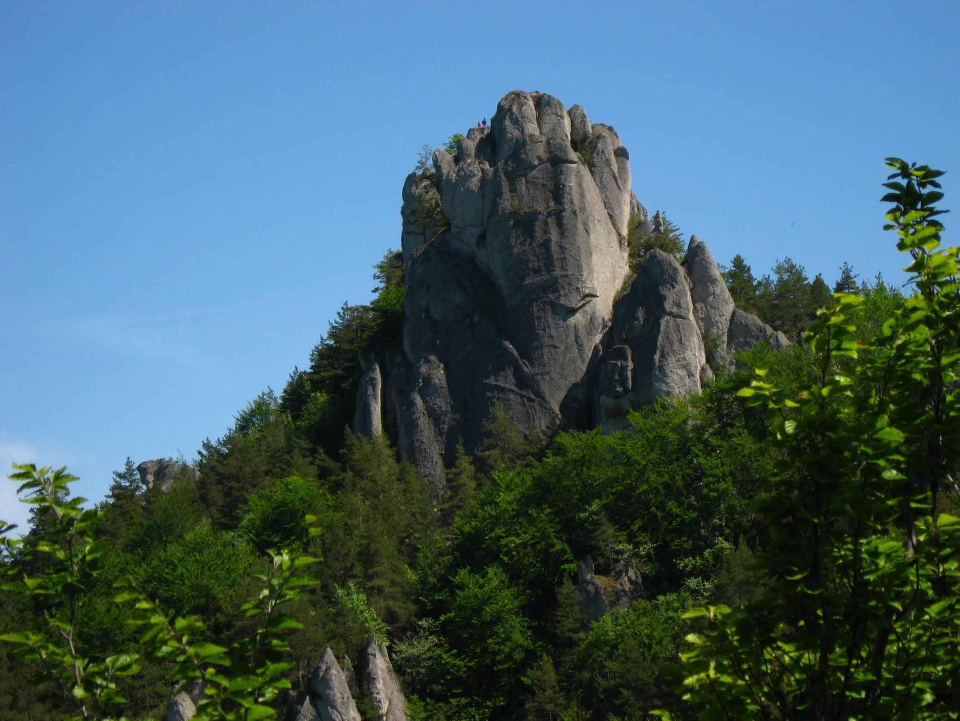 Súľovské skaly 3510