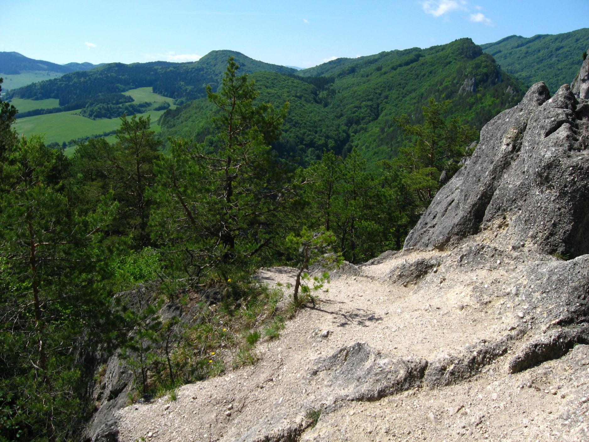 Súľovské skaly 4010