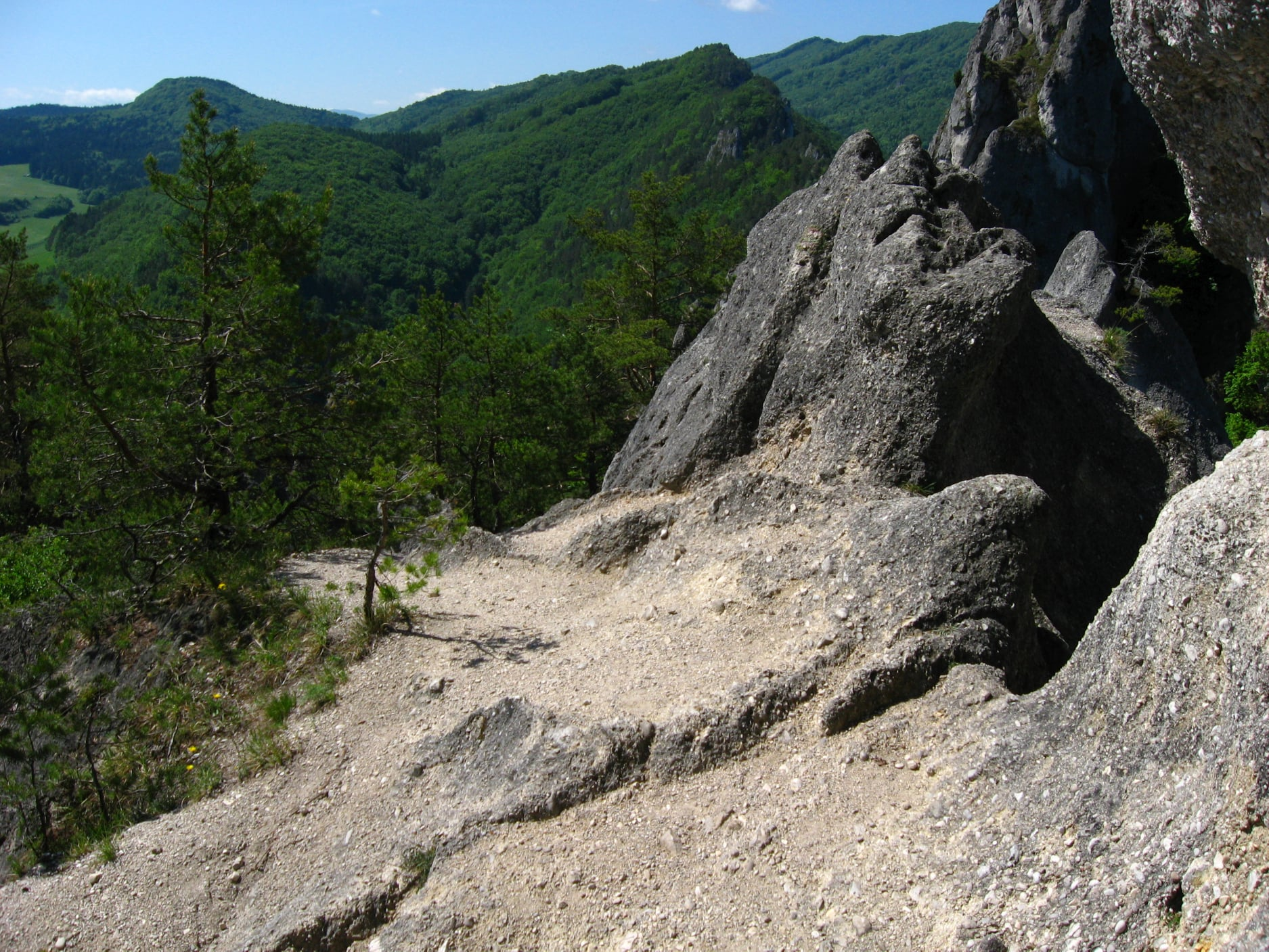Súľovské skaly 4110