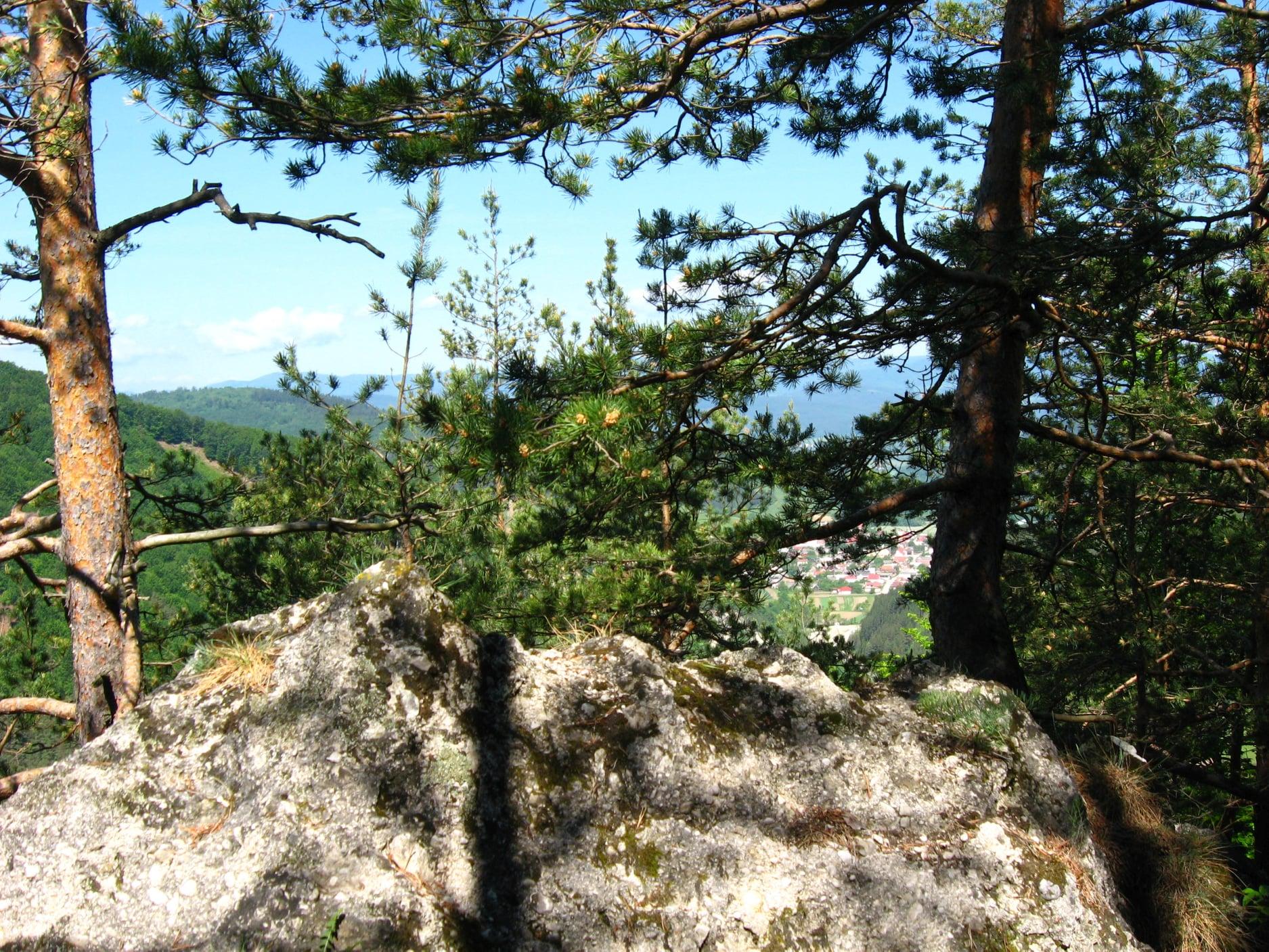 Súľovské skaly 4510