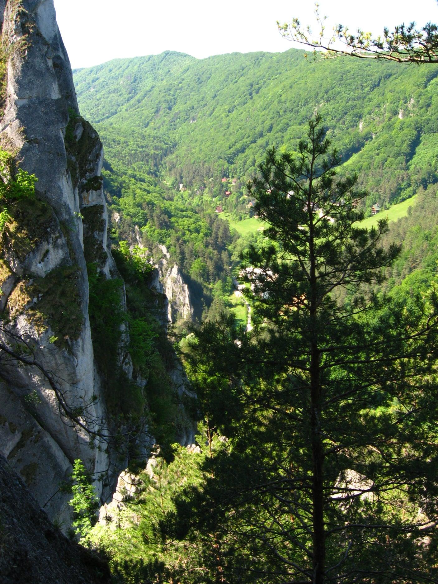 Súľovské skaly 4710