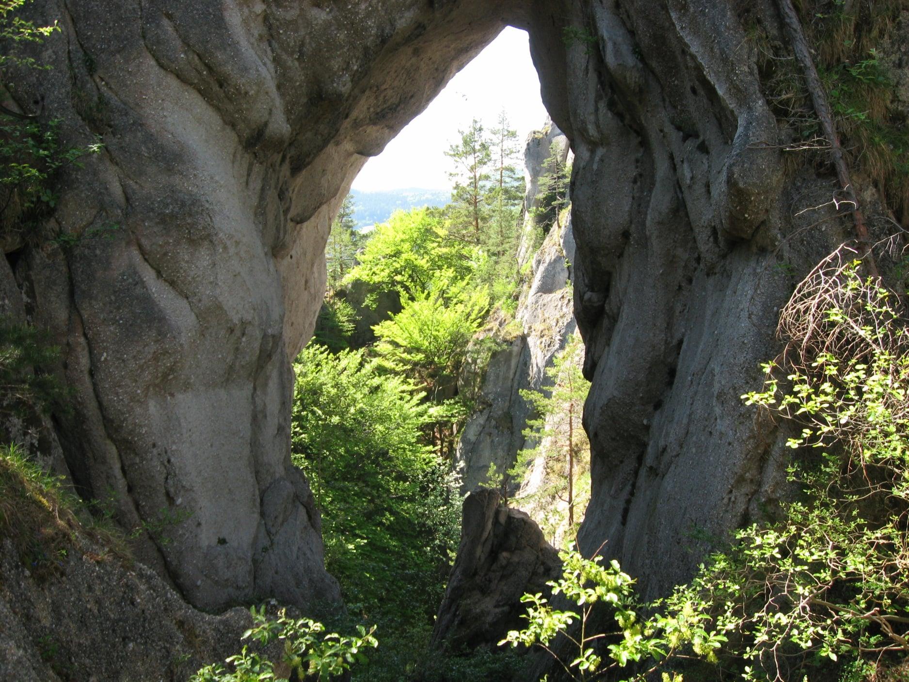 Súľovské skaly 4810