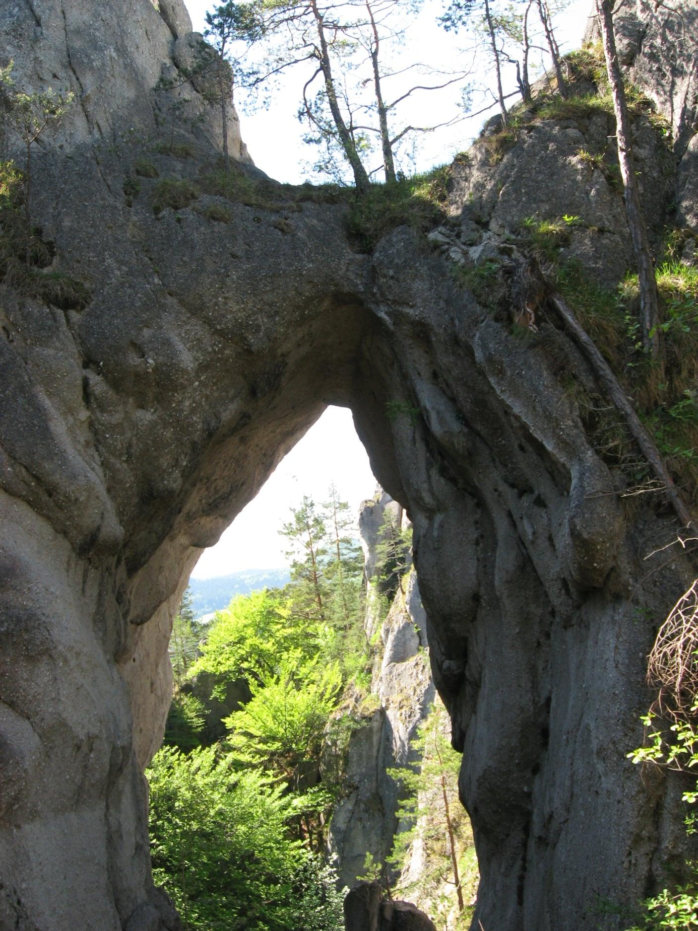 Súľovské skaly 4910