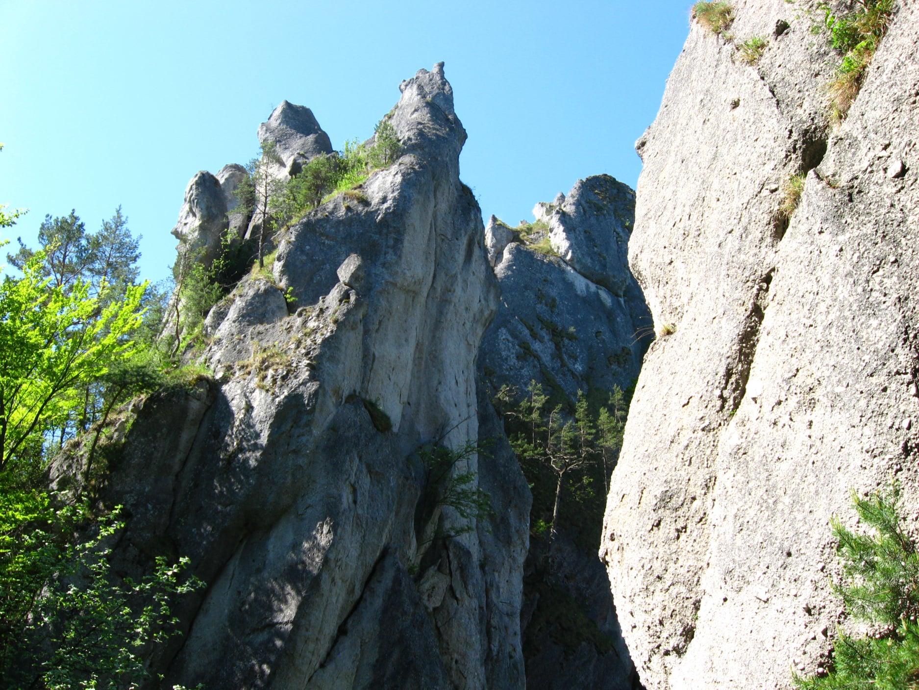 Súľovské skaly 5210