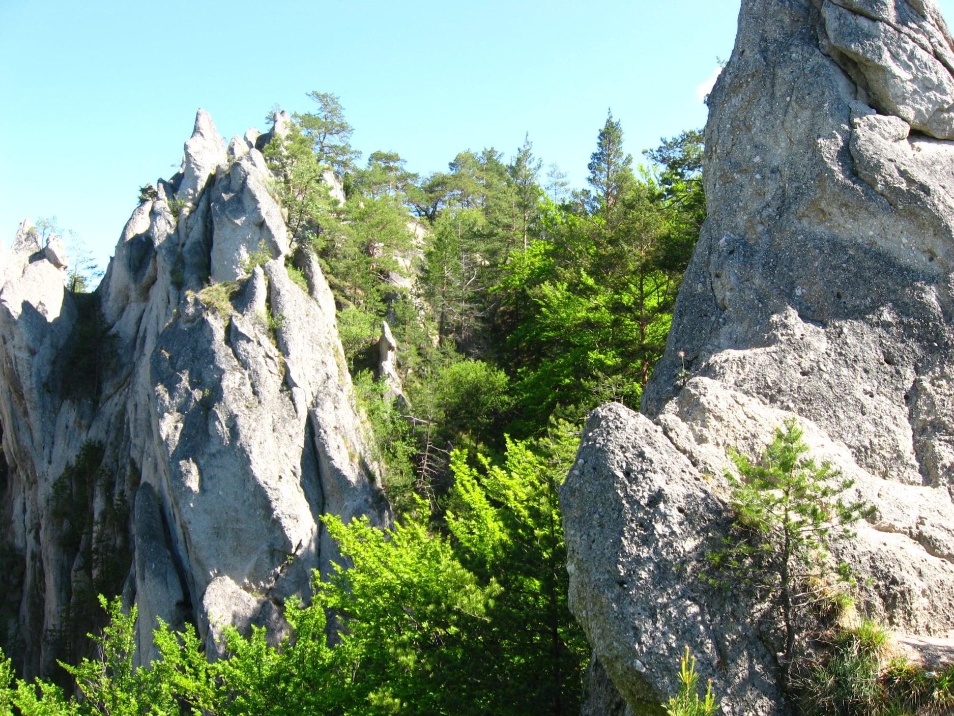 Súľovské skaly 5410