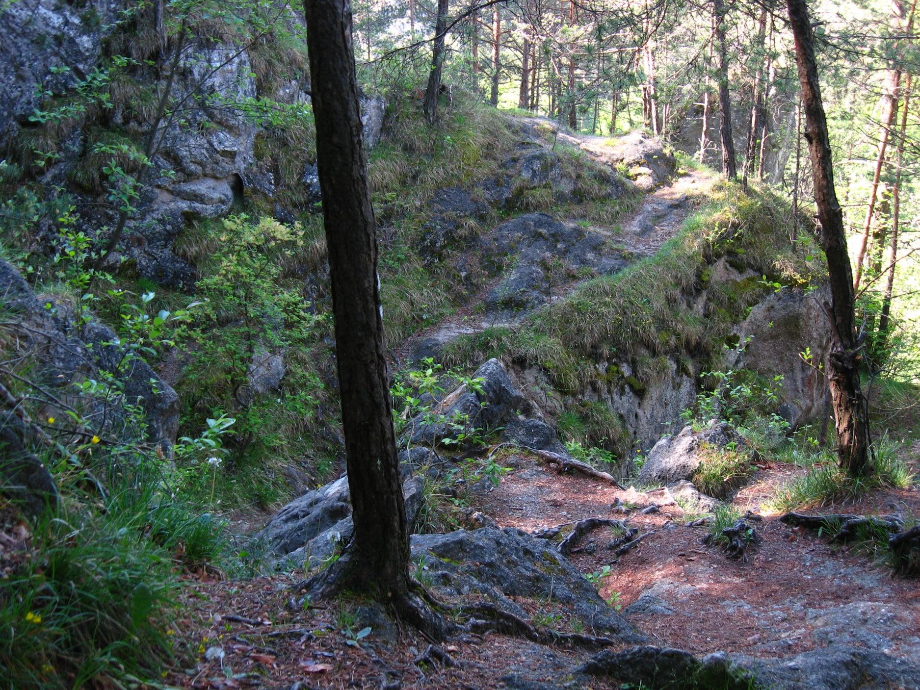 Súľovské skaly 5610