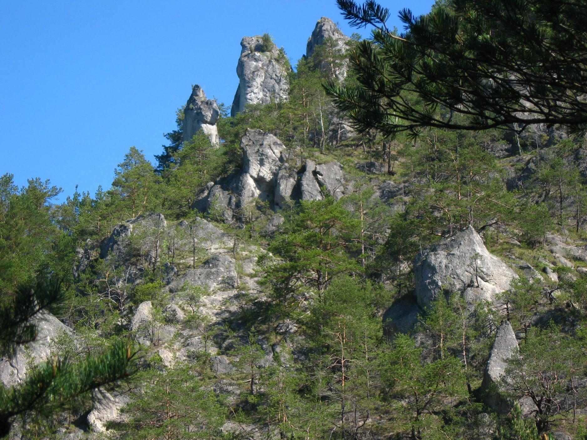 Súľovské skaly 5710