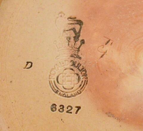 Doulton and royal dates marks A Guide