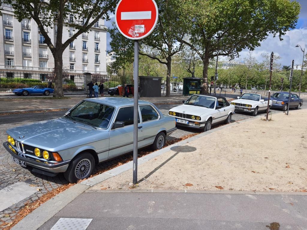 Traversée Paris anciennes et place Vauban ce matin 20200811