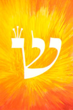 El Tarot de las letras hebreas de  Marie Elia Foto_c12