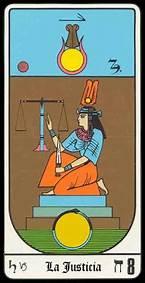 Tarot egipcio de Kier Just10