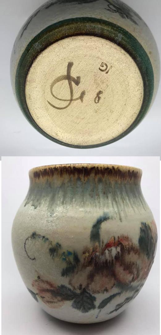 John Green - Cheesemans Pottery Jg110