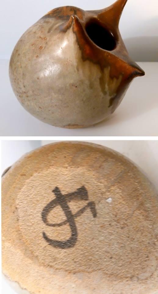 John Green - Cheesemans Pottery Johngr10