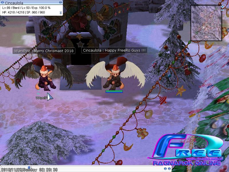 Event Screenshot Game Christmas 2018 Screen13