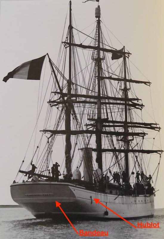 Pourquoi Pas? 1908 (1/75° Billing Boats) - Page 5 103_pq10