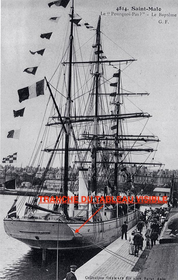 Pourquoi Pas? 1908 (1/75° Billing Boats) - Page 5 106_ta10