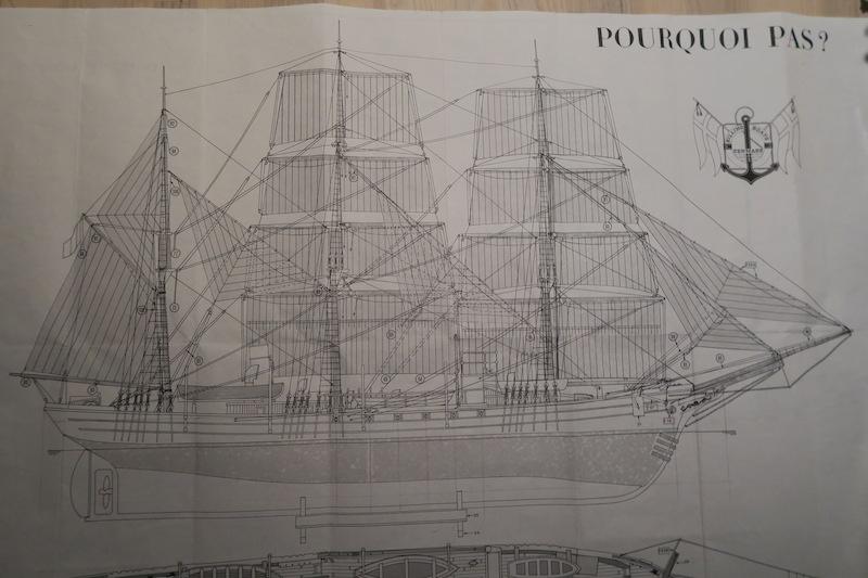 Pourquoi Pas? 1908 (1/75° Billing Boats) - Page 6 125_pl10