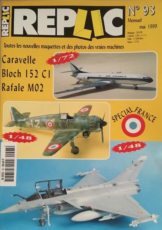 SE 210 Caravelle III/IV (1/72° Mach 2) 12_se211