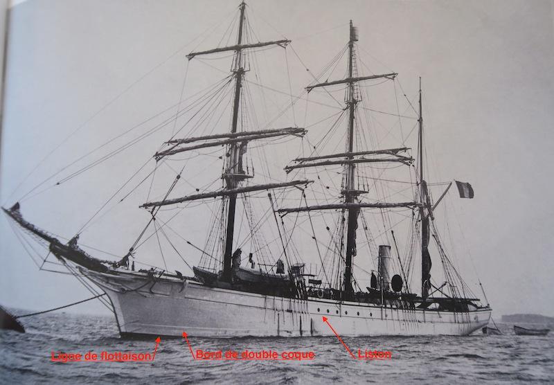 Pourquoi Pas? 1908 (1/75° Billing Boats) - Page 5 138_pq10