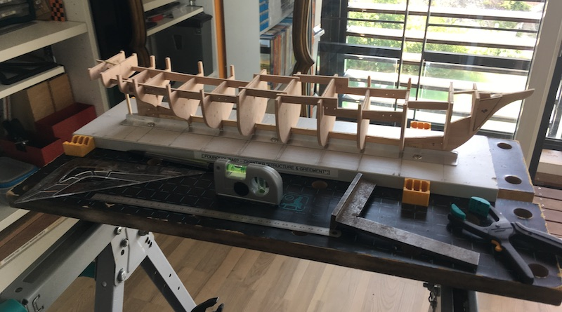 Pourquoi Pas? 1908 (1/75° Billing Boats) 13_mon10