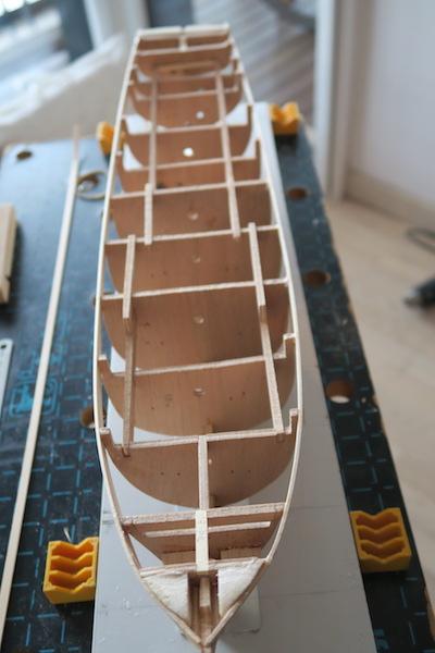 Pourquoi Pas? 1909 (1/75° Billing Boats) 14_car11