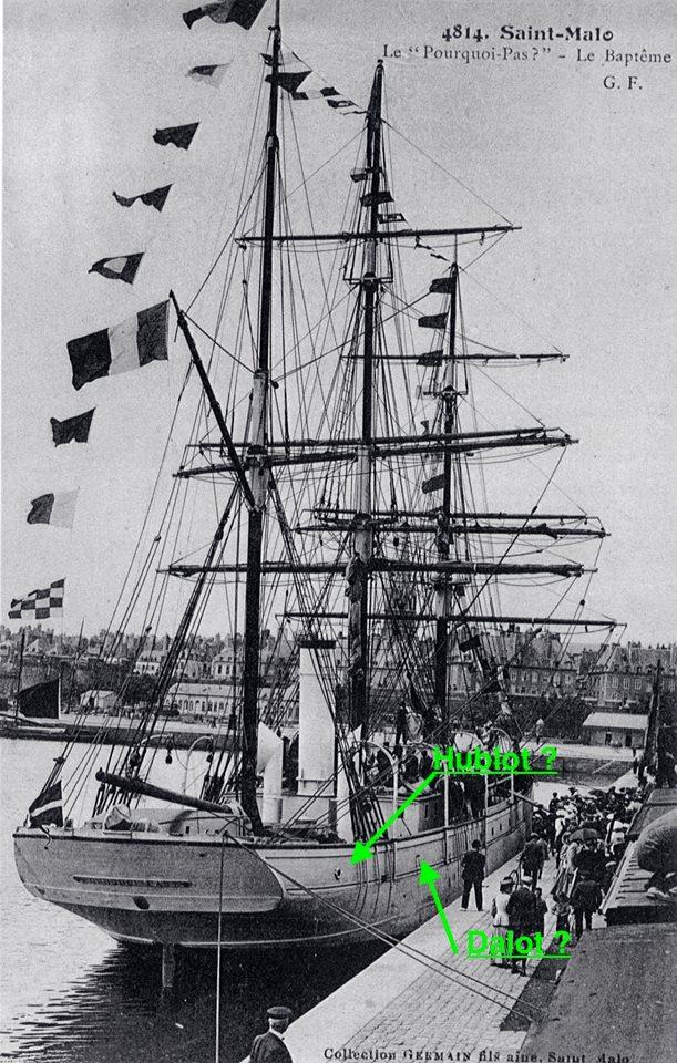Pourquoi Pas? 1908 (1/75° Billing Boats) - Page 7 161_hu10