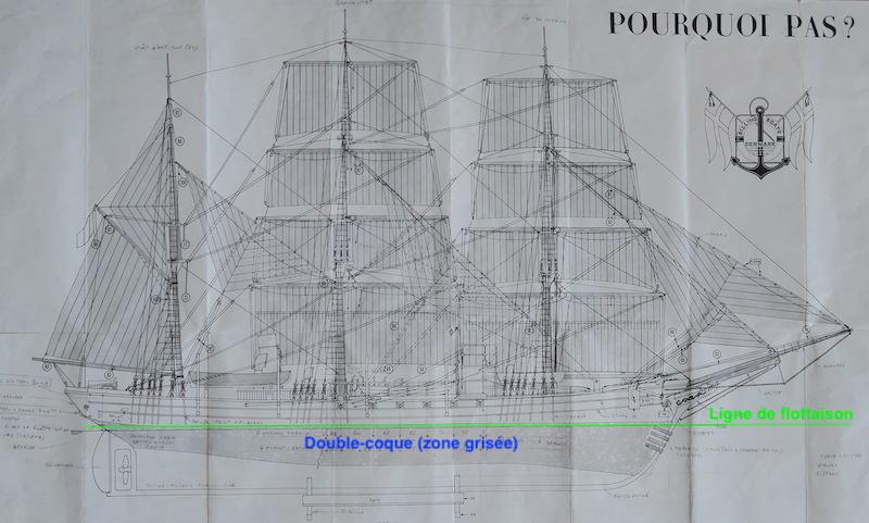 Pourquoi Pas? 1909 (1/75° Billing Boats) de Yves31 - Page 7 163_pl10
