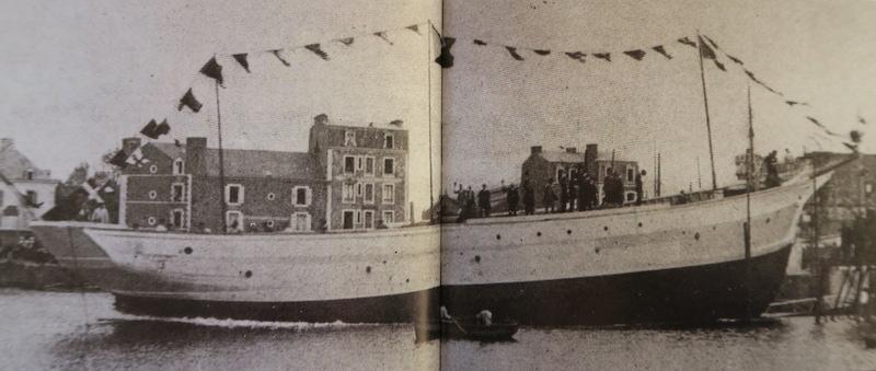 Pourquoi Pas? 1908 (1/75° Billing Boats) - Page 7 181_ch13