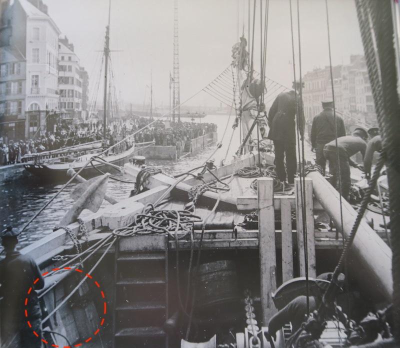 Pourquoi Pas? 1908 (1/75° Billing Boats) - Page 10 257_po10