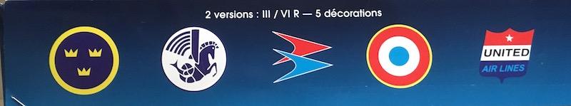 SE 210 Caravelle III/IV (1/72° Mach 2) 2_se2111