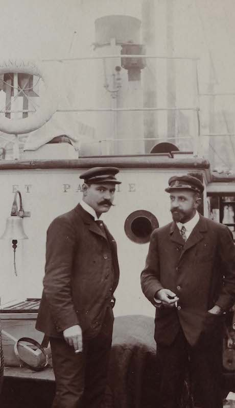 Pourquoi Pas? 1908 (1/75° Billing Boats) - Page 17 427_ch10