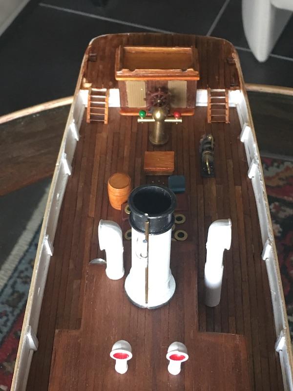 Pourquoi Pas? 1909 (1/75° Billing Boats) par Yves31 - Page 18 453_ga10