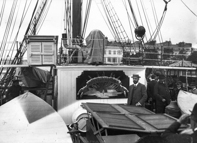 Pourquoi Pas? 1908 (1/75° Billing Boats) - Page 19 463_po10