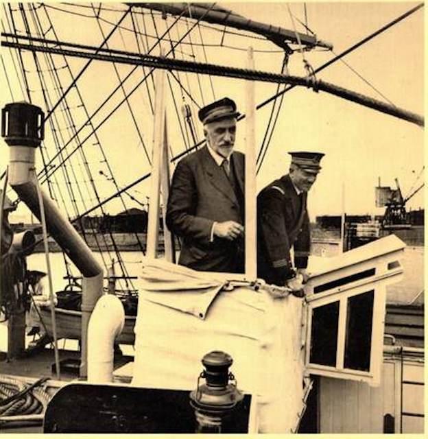Pourquoi Pas? 1908 (1/75° Billing Boats) - Page 19 468_ch10