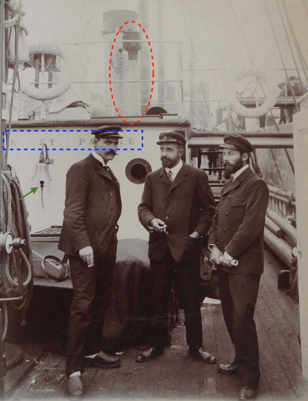 Pourquoi Pas? 1908 (1/75° Billing Boats) - Page 19 469_ch10