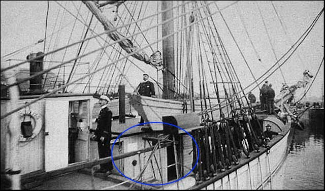 Pourquoi Pas? 1908 (1/75° Billing Boats) - Page 20 502_an10