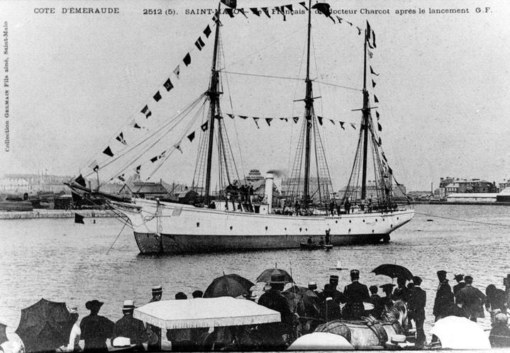 Pourquoi Pas? 1909 (1/75° Billing Boats) de Yves31 - Page 24 564_le10
