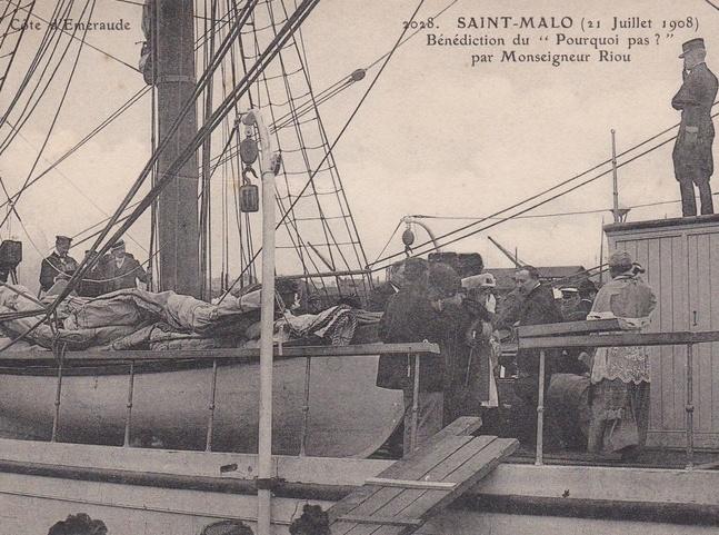 Pourquoi Pas? 1909 (1/75° Billing Boats) - Page 25 591_bo11
